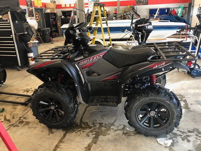 2019 Yamaha Grizzly 700 EPS  LE Photo 2 of 9