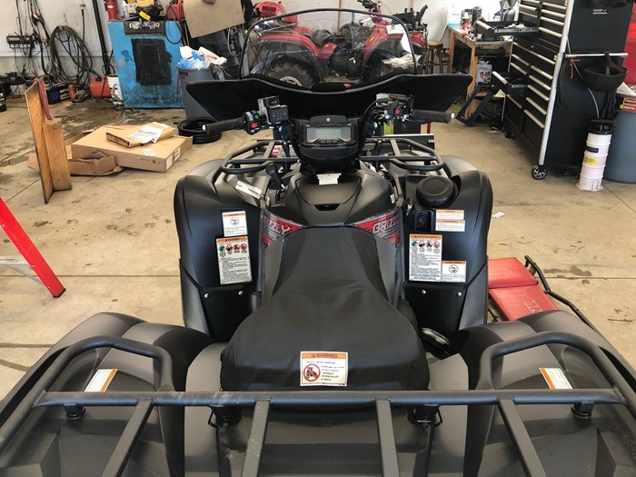 2019 Yamaha Grizzly 700 EPS  LE Photo 4 of 9