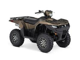 2019 Suzuki KingQuad 750AXi  Power Steering SE Plus Photo 1 of 1