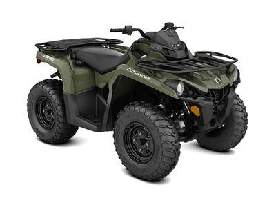2019 Can-Am Outlander™ 450 Photo 1 of 1