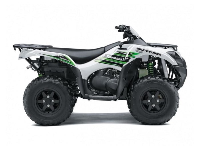 2018 Kawasaki Brute Force® 750 4x4i EPS SE Photo 2 of 3