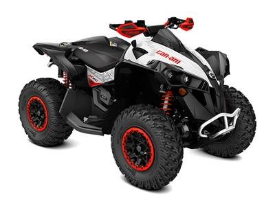 2017 Can-Am Renegade® X® xc 850 Photo 1 of 1