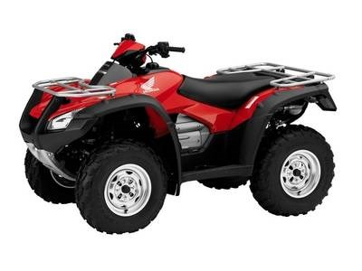 2012 Honda FourTrax Rincon Photo 1 of 1