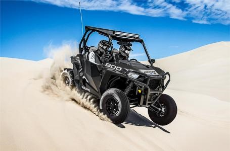 2019 Polaris RZR® S 900 EPS - Black Pearl Photo 3 of 6