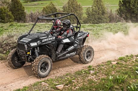 2019 Polaris RZR® S 900 EPS - Black Pearl Photo 4 of 6