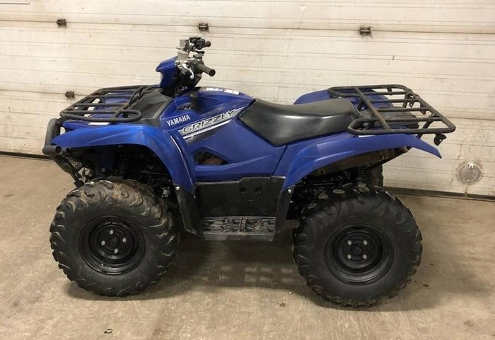 2016 Yamaha Grizzly EPS Photo 1 of 3