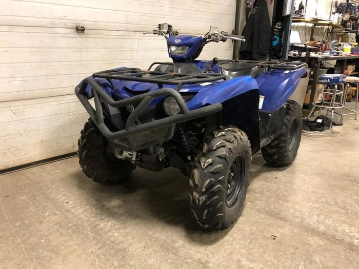 2016 Yamaha Grizzly EPS Photo 2 of 3
