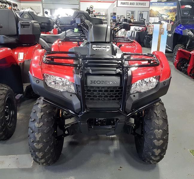 2018 Honda TRX420 Rancher DCT IRS EPS Photo 1 of 5