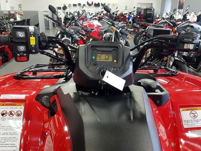 2018 Honda TRX420 Rancher DCT IRS EPS Photo 4 of 5