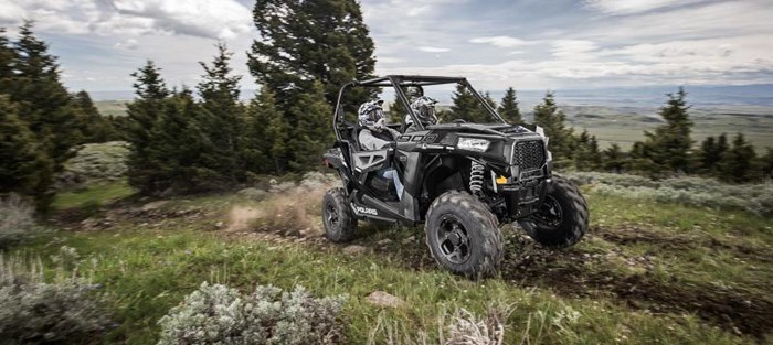 2019 Polaris RZR 900 WHITE Photo 2 of 5