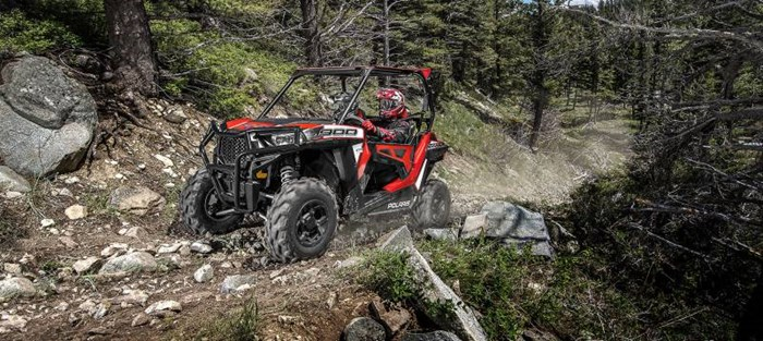 2019 Polaris RZR 900 WHITE Photo 4 of 5
