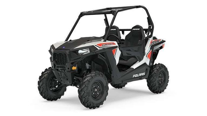 2019 Polaris RZR 900 WHITE Photo 1 of 5