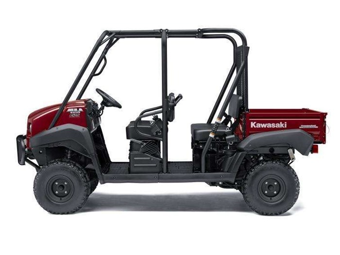 2019 KAWASAKI MULE 4010 TRANS 4X4 Photo 1 of 3