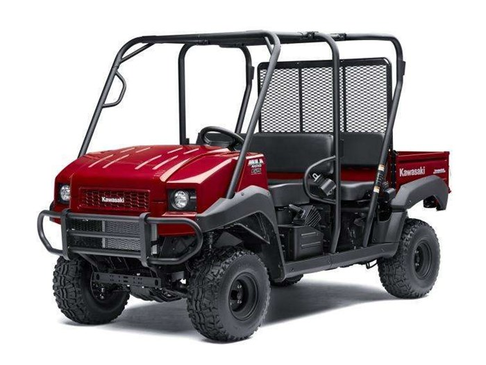2019 KAWASAKI MULE 4010 TRANS 4X4 Photo 2 of 3