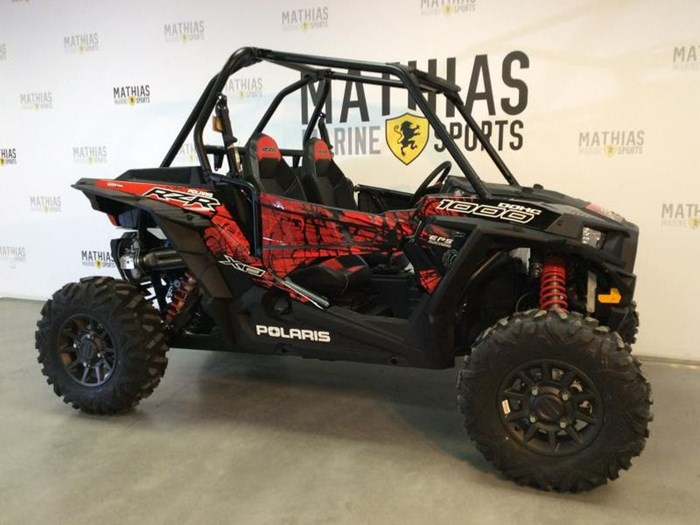 2018 Polaris RZR XP 1000 EPS BLACK PEARL Photo 3 of 16