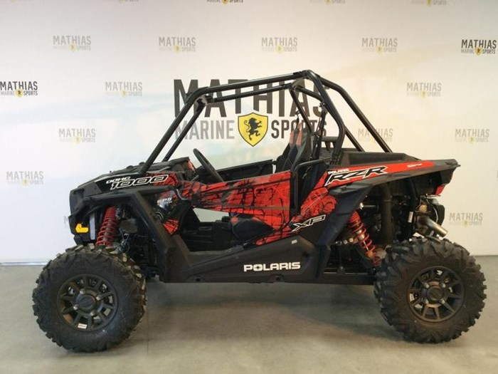 2018 Polaris RZR XP 1000 EPS BLACK PEARL Photo 4 of 16