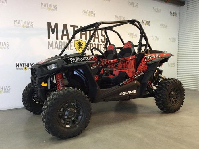 2018 Polaris RZR XP 1000 EPS BLACK PEARL Photo 5 of 16