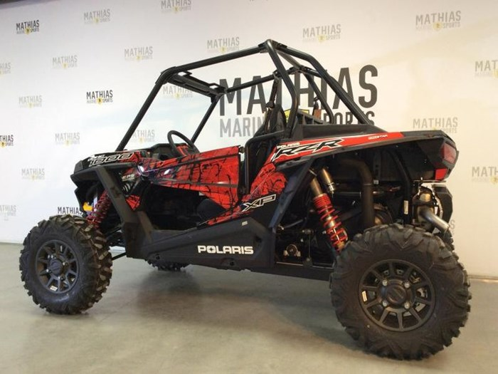 2018 Polaris RZR XP 1000 EPS BLACK PEARL Photo 6 of 16