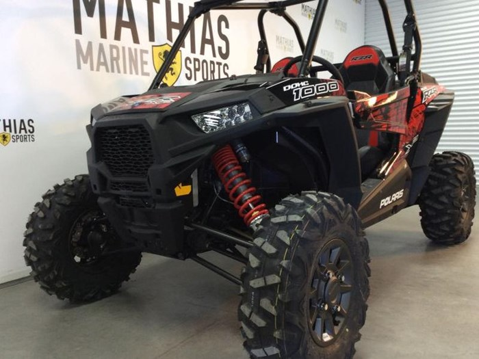 2018 Polaris RZR XP 1000 EPS BLACK PEARL Photo 8 of 16