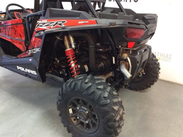 2018 Polaris RZR XP 1000 EPS BLACK PEARL Photo 9 of 16