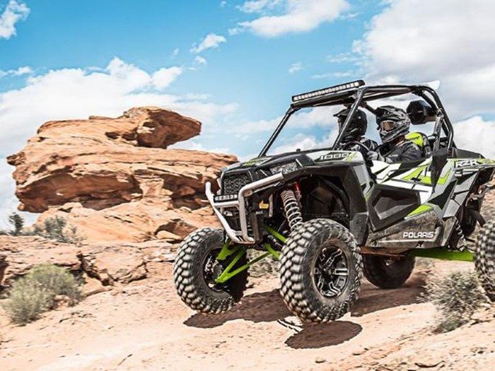 2018 Polaris RZR XP 1000 EPS BLACK PEARL Photo 15 of 16