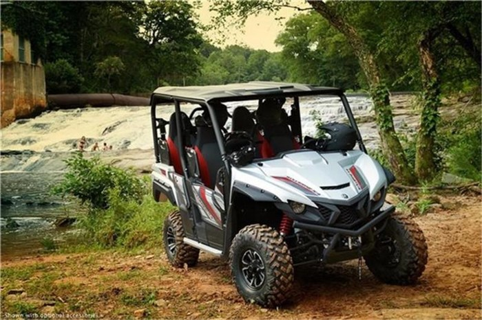 2018 Yamaha Wolverine X4 EPS SE Photo 6 of 8