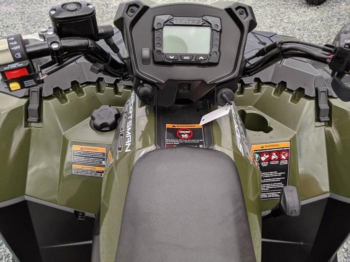 Polaris Sportsman® 850 2019 New ATV for Sale in Timmins, Ontario -  QuadDealers ca