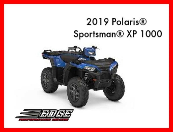 2019 Polaris Sportsman XP 1000 Photo 1 of 2