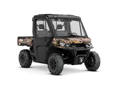 2019 Can-Am Defender XT™ CAB HD10 Mossy Oak Break-Up Photo 1 of 1