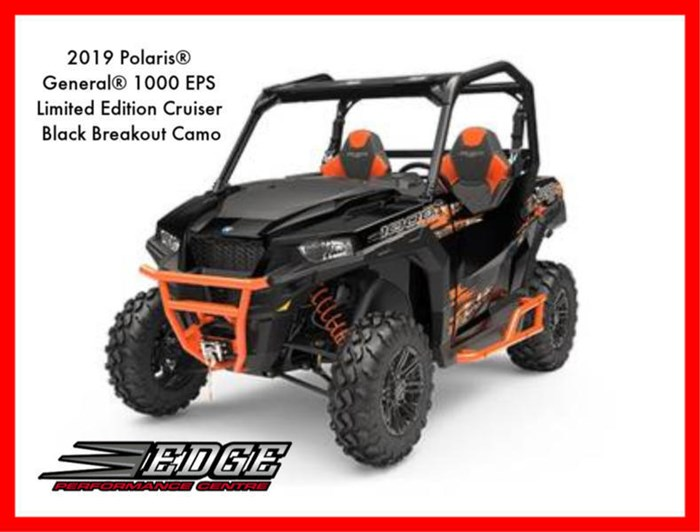 2019 Polaris General 1000 EPS Limited Edition Photo 1 of 3