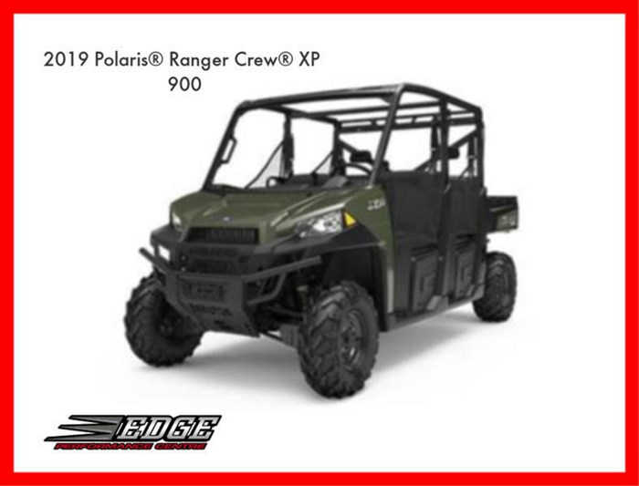 2019 Polaris Ranger Crew XP 900 Photo 1 of 2