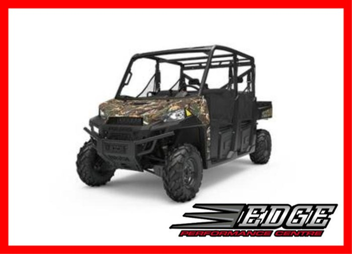 2019 Polaris Ranger Crew XP 900 Photo 1 of 3