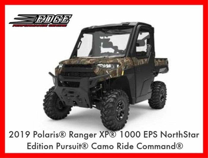 2019 Polaris Ranger XP 1000 EPS NorthStar Edition Pursuit Ca... Photo 1 of 3