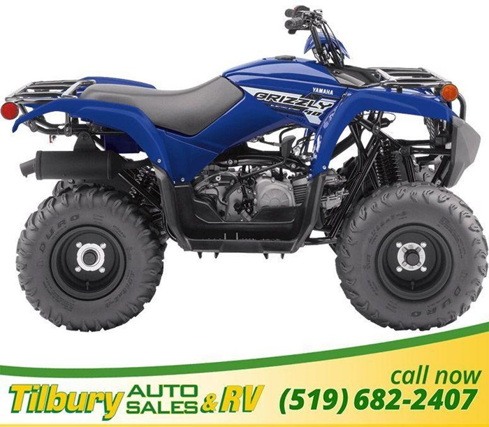 2019 Yamaha Grizzly 90 Photo 1 sur 9