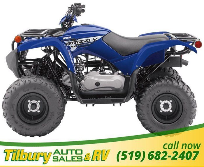 2019 Yamaha Grizzly 90 Photo 2 sur 9