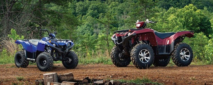 2019 Yamaha Grizzly 90 Photo 9 sur 9