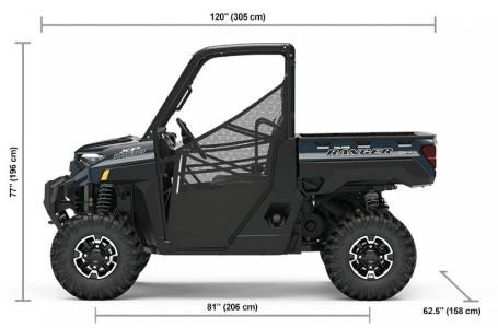 2019 Polaris RANGER XP® 1000 EPS Photo 3 of 5