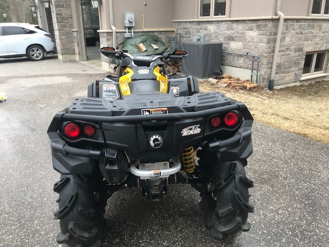 2013 CAN-AM OUTLANDER XMR Photo 13 of 18