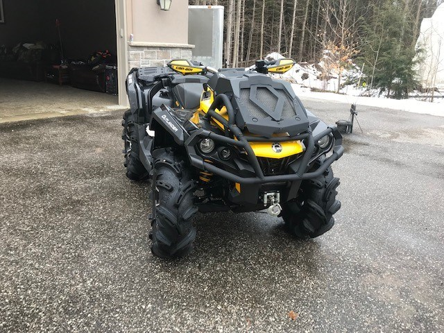 2013 CAN-AM OUTLANDER XMR Photo 9 of 18