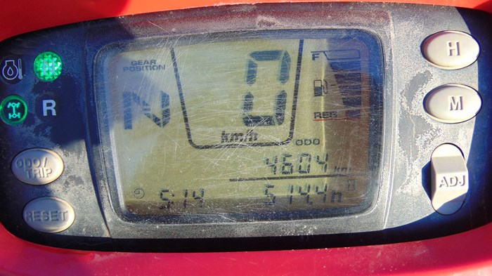 2005 Honda TRX500FES Photo 4 sur 4