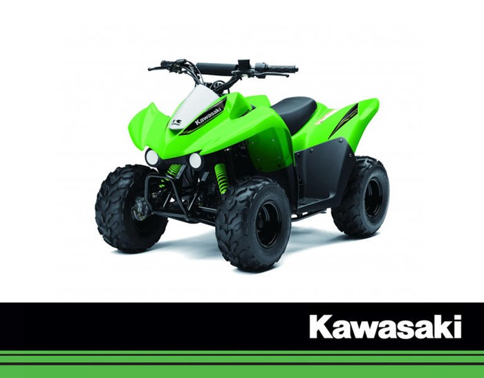 2019 Kawasaki KFX50 Photo 1 of 1