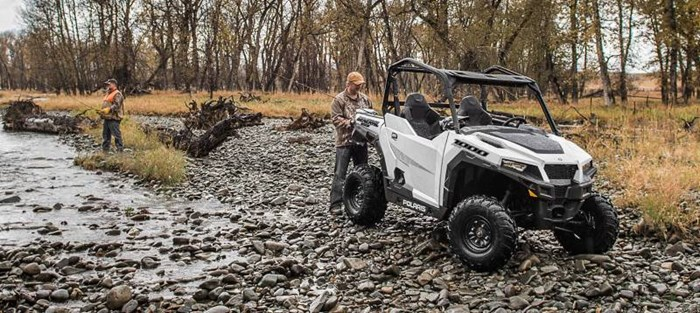 2019 Polaris GENERAL 1000 EPS WHITE Photo 1 of 3