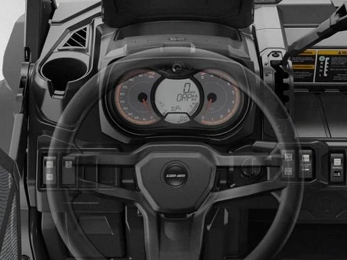 2019 Can-Am Defender XT™ HD10 Mossy Oak Break-Up Cou Photo 5 of 8