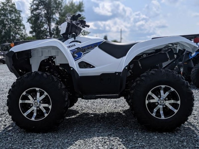 2019 Yamaha Grizzly EPS Photo 3 of 11