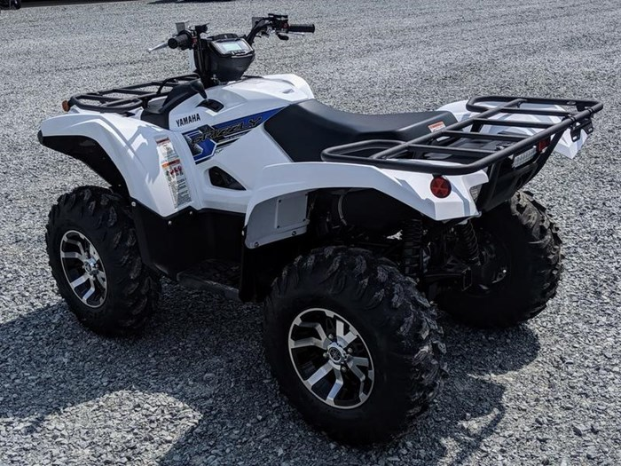 2019 Yamaha Grizzly EPS Photo 4 of 11