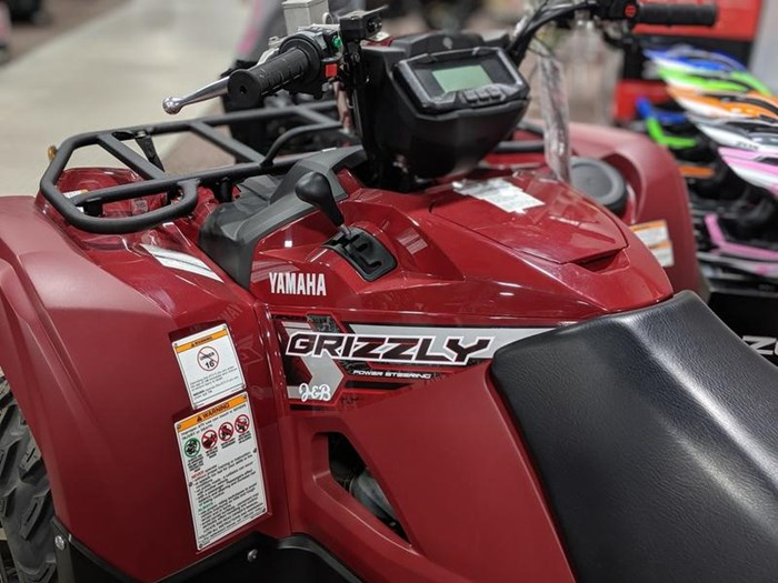 2019 Yamaha Grizzly EPS Photo 4 of 8