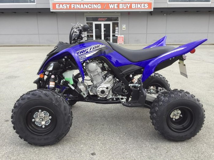 Yamaha Raptor 700R For Sale >> Yamaha Raptor 700r 2019 New Atv For Sale In Langley British Columbia Quaddealers Ca