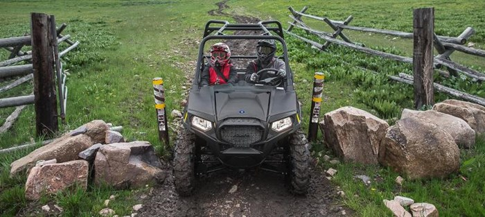 2019 Polaris RZR 570 EPS Photo 4 of 4