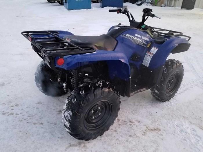 2014 Yamaha Grizzly® 550 FI Photo 2 of 5