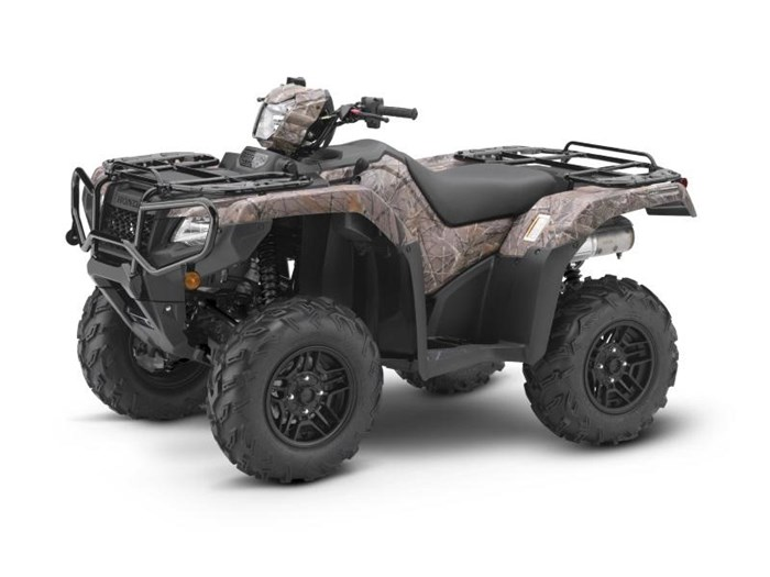 2019 Honda TRX500 Rubicon DCT Deluxe Close Range Ca Photo 1 of 2
